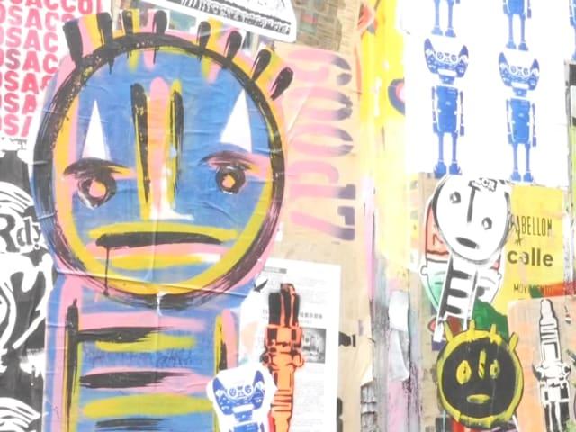 ブエノスアイレスのベストストリートアート&グラフィティ