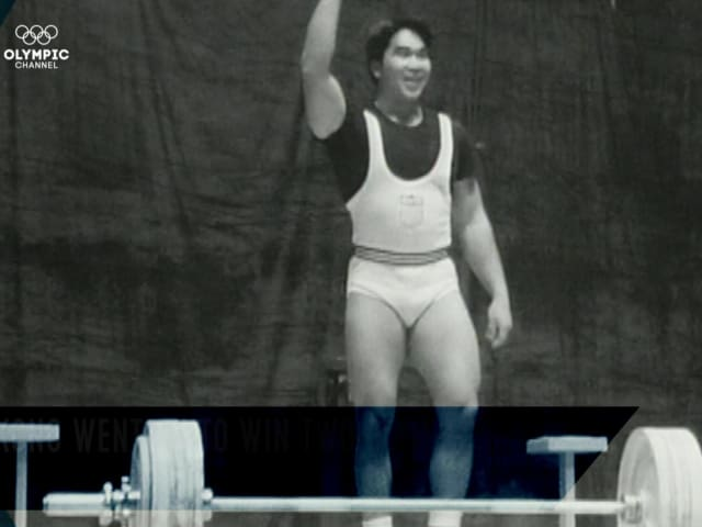 Tamio 'Tommy' Kono: de un campo de concentración al oro olímpico
