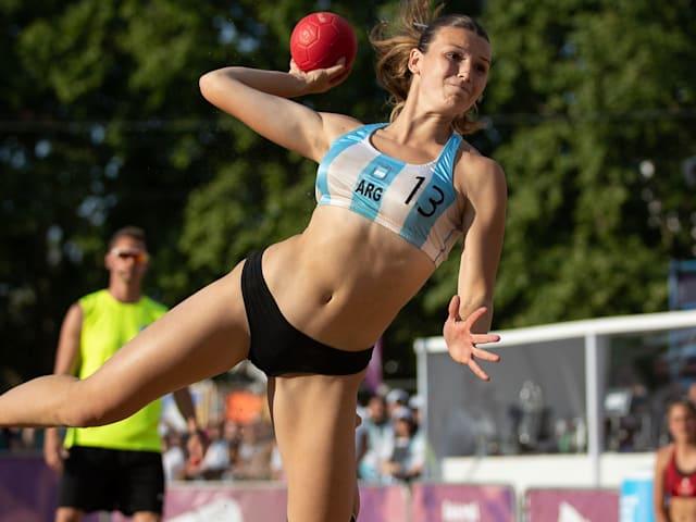 Women's Gold Medal Match - Beach Handball | Buenos Aires 2018 YOG