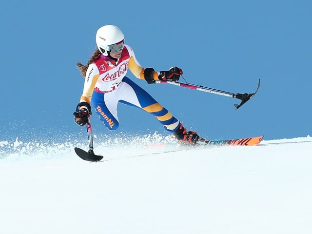 Giant Slalom 1st Run Group 3 | World Cup - Veysonnaz