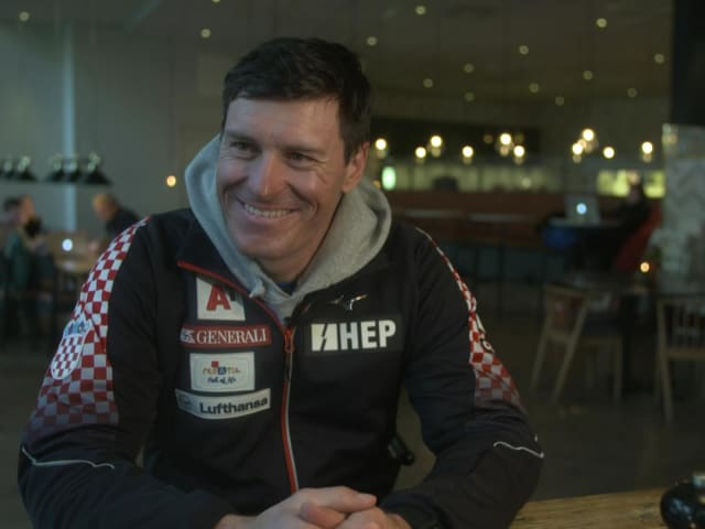 Ivica Kostelic toys with idea of becoming Olympic sailor