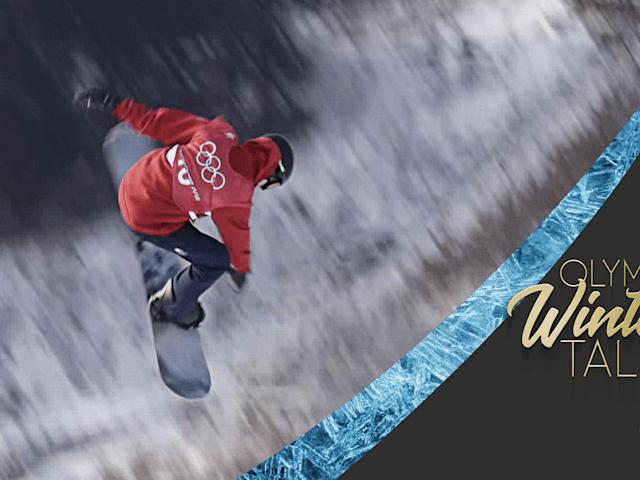 Snowboard: Équipe de Grande-Bretagne - Jamie Nicholls