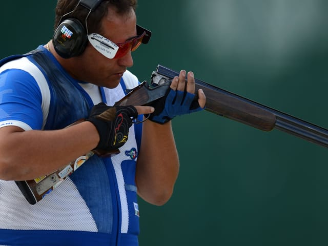 Men's Trap Final | ISSF World Cup Shotgun - Changwon