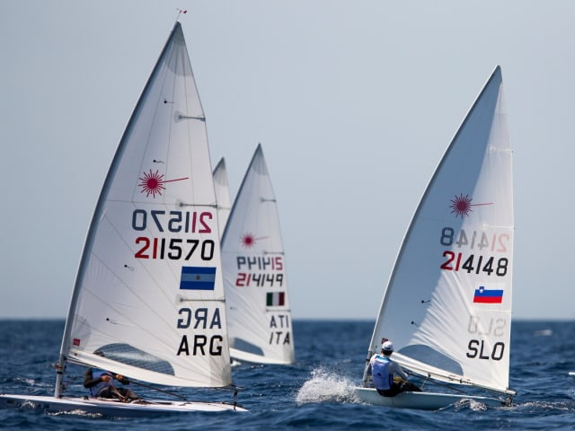 Medal Races 1 | World Cup Series Final - Marseille