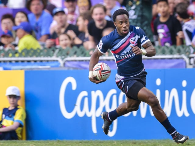 Rugby 7s star Isles challenges Usain Bolt: