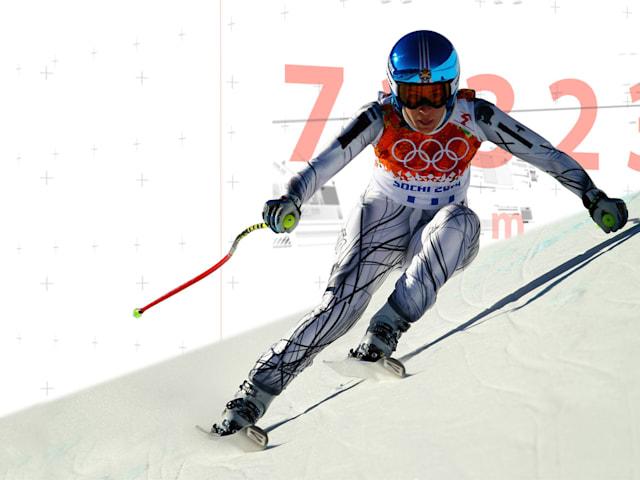 Esta bolsa de aire en el esquí puede ayudarte a prevenir lesiones graves