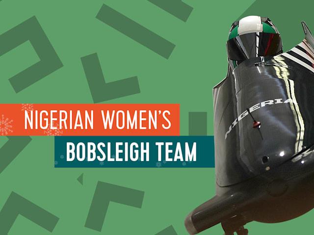 The Nigerian Women's Bobsleigh Team: Our PyeongChang Highlights