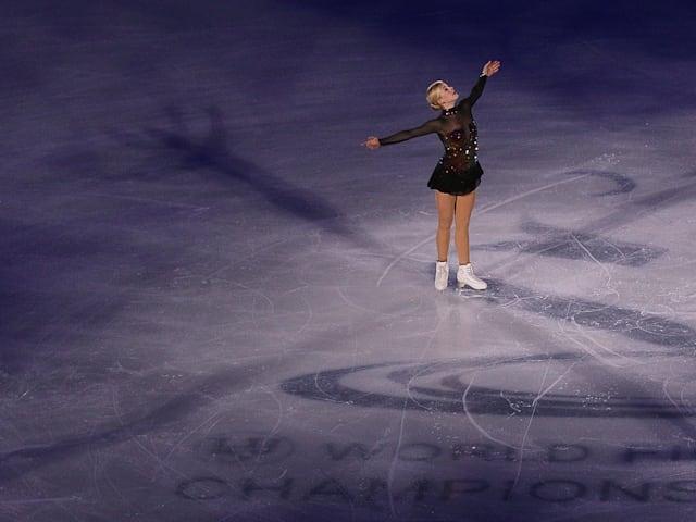 Figure skater Gracie Gold on regaining 'hope' after mental health crisis