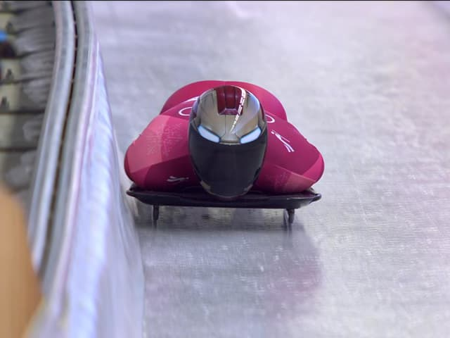 Heat 1 - Skeleton (M) | Replays de PyeongChang 2018