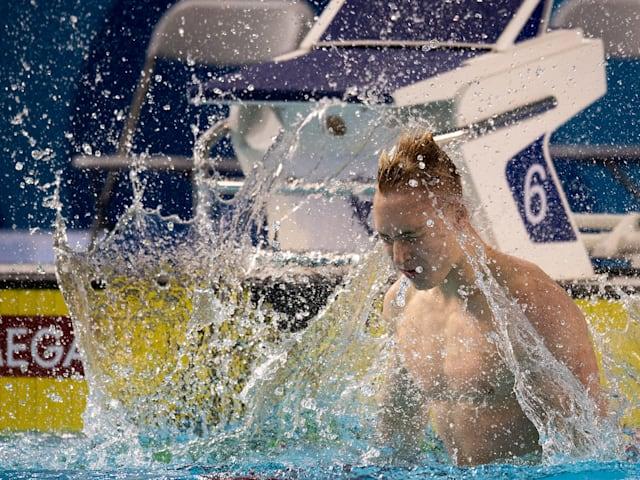 نهائي 100م سباحة حرة رجال - السباحة | 2018 YOG