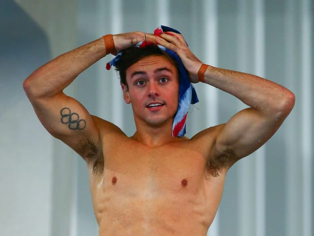 Tom Daley: How meditation made me a better diver