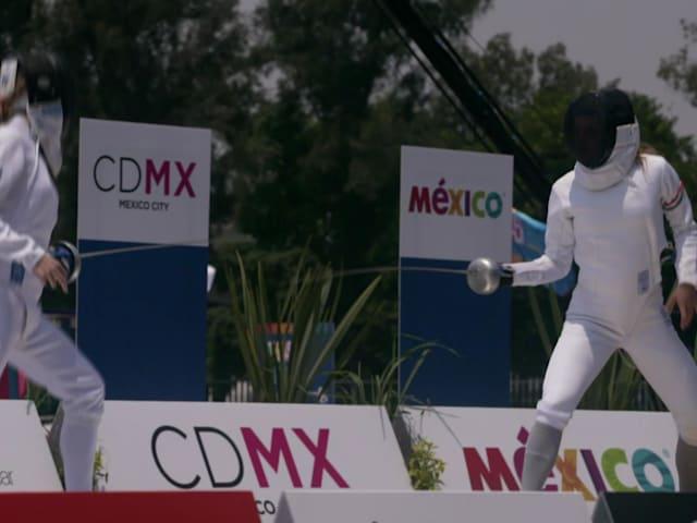 UIPM Pentathlon World Championships 2018 – Mexico City