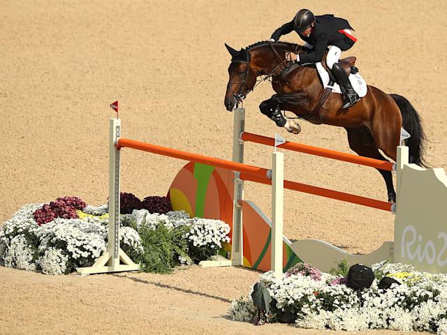 توب 5: قفزات الحواجز الفردية في الألعاب الأولمبية
