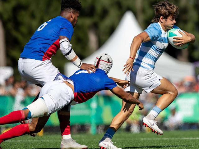 Partidos de clasificación y finales - Rugby siete | JOJ Buenos Aires 2018
