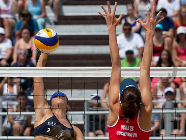 Women's Finals - Beach Volleyball | Buenos Aires 2018 YOG
