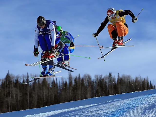 スキークロス - 1日目 | FISワールドカップ - イドレフェール