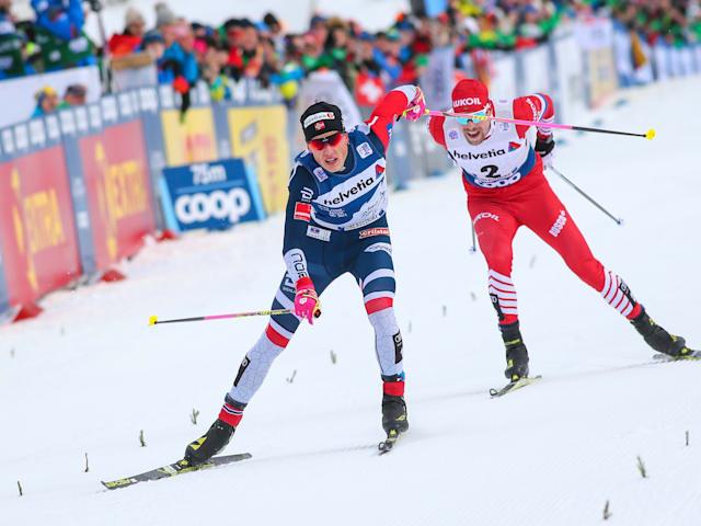 Гонка на 15 км с раздельным стартом - мужчины | Кубок мира FIS - Отепя