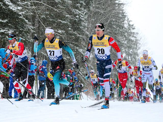 السرعة رجال وسيدات   كأس العالم (FIS) - دريسدن