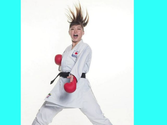 Meet the Karate medallist being compared to J-Pop icon Kyary Pamyu Pamyu