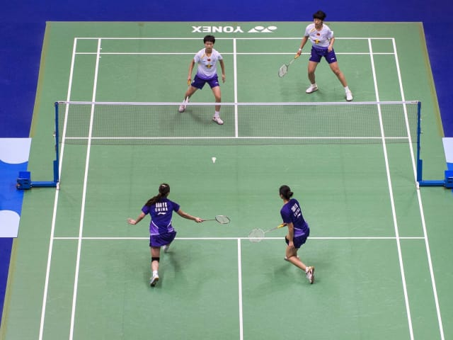 Semi-Finals 1 | YONEX SUNRISE Hong Kong Open - Hong Kong