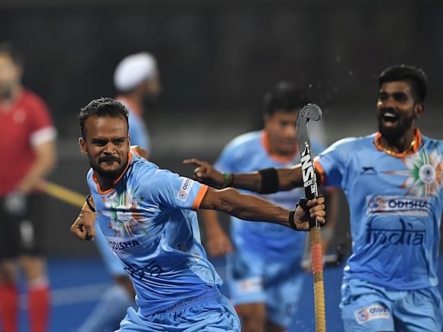 Índia segura lugar nas quartas do Mundial