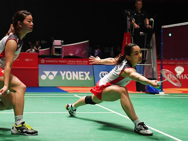 バドミントン・NZオープン、日本勢は「タカマツ」ペアら男女ダブルスで決勝進出