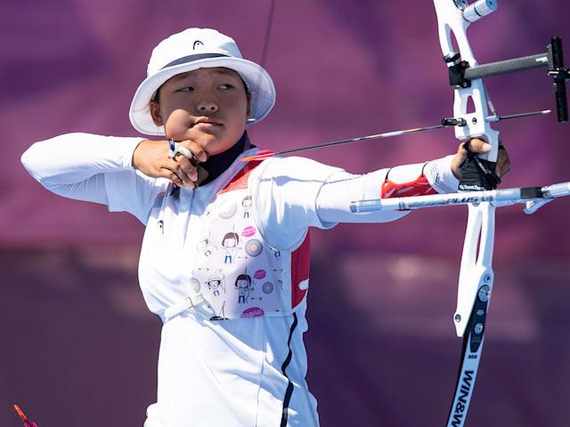 Women's Recurve Gold Medal Match - Archery | Buenos Aires 2018 YOG