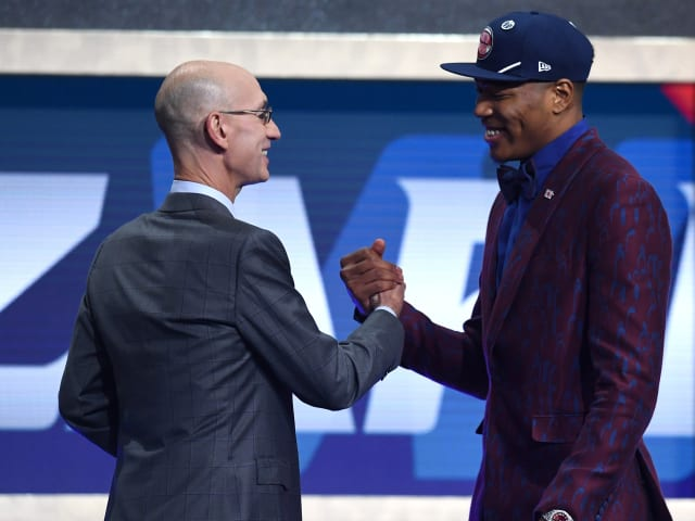 Rui Hachimura makes history as maiden Japanese first-round NBA draft pick