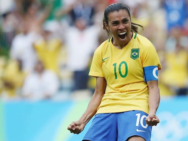 Marta está lista para otro intento por la Copa Mundial y aumentar su legado