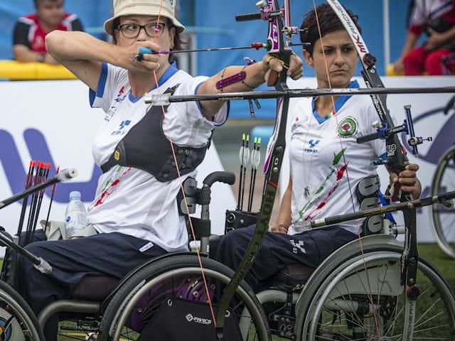 Team Recurve Finals | World Para Championships - 's-Hertogenbosch