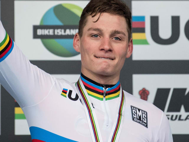 Mathieu van der Poel: three-in-one cyclist has big aims