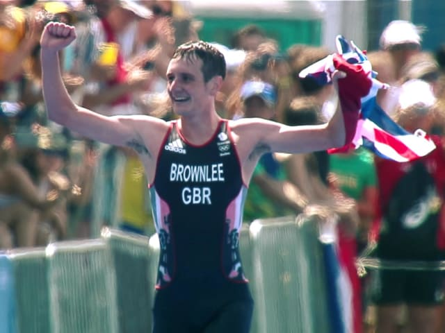 Brownlee brothers secure one-two in Rio triathlon