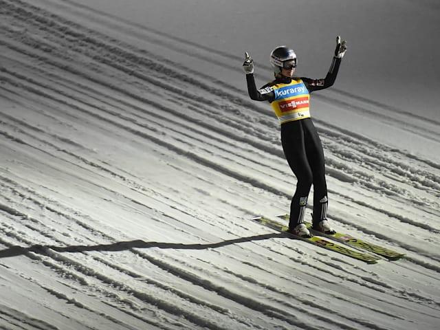 Tag 3 - Damen Einzel HS102 | FIS Weltcup - Zao