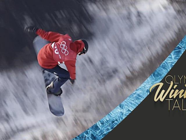 Snowboard: Gran Bretaña - Jamie Nicholls