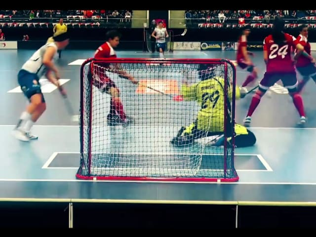 Floorball: Love the Way You Play