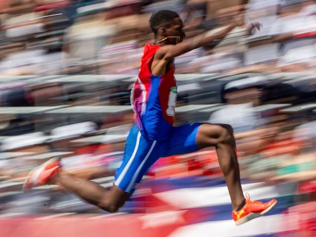 Лучшие моменты юношеских Олимпийских игр #20