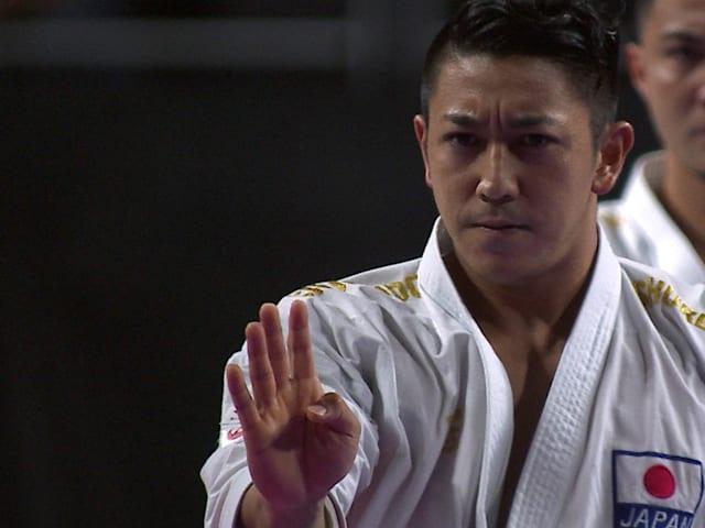 日本、世界空手道選手権で強さを証明