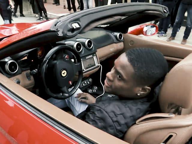 Warum Christian Coleman zustimmt, dass er wie ein Ferrari ist