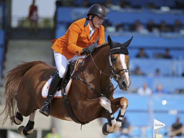 Exclusive: Harrie Smolders on horses, football, Tokyo 2020, and riding for €11m