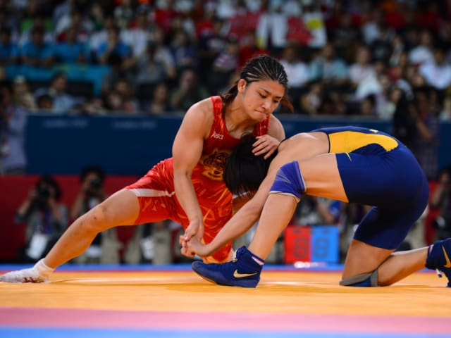 Four-time wrestling Olympic gold medallist Kaori Icho continues record hunt