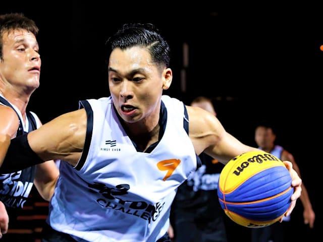 FIBA 3×3アジアカップ2019決勝トーナメント。女子日本代表チームが銅メダル