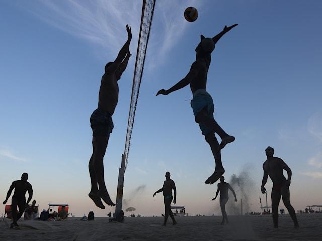 Африканские пляжные игры - Сал