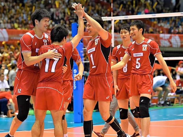 FIVB男子バレーボールネーションズリーグ2019予選リーグ第4週第2戦:日本は中国に快勝で予選突破の望みをつなぐ