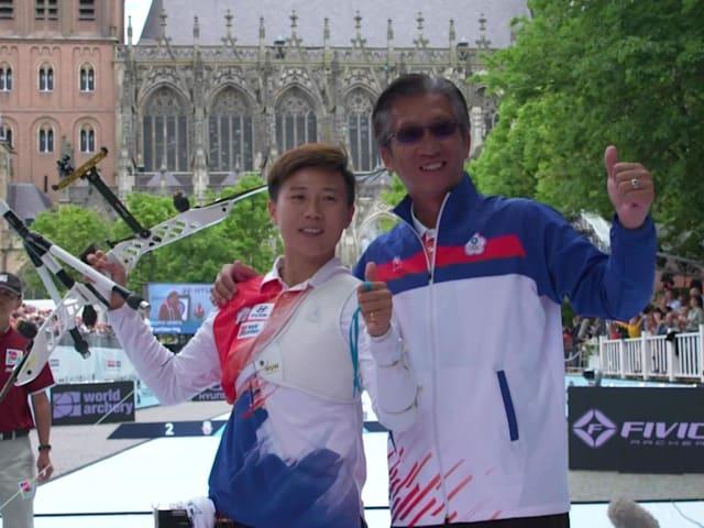 Highlights Ricurvo | Campionati Mondiali 2019 Hyundai