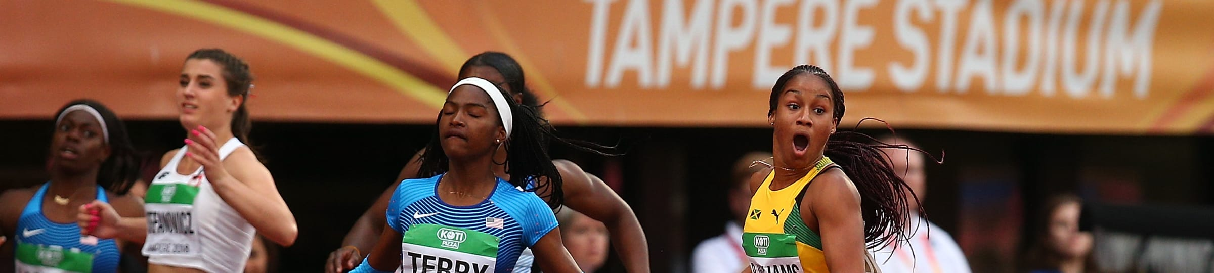 Briana Williams: the Jamaican sprinter looking to be as