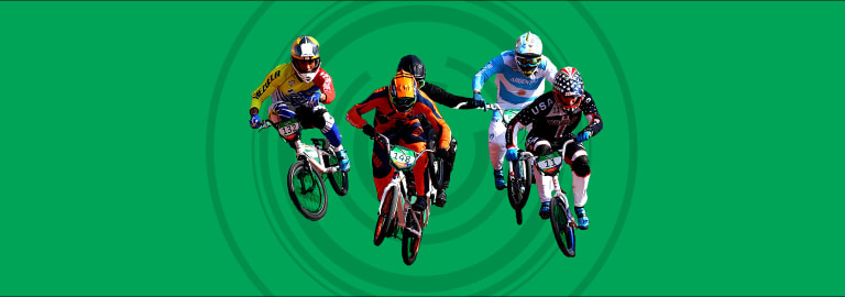 BMX 사이클