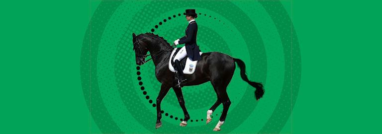 Equestrian Dressage