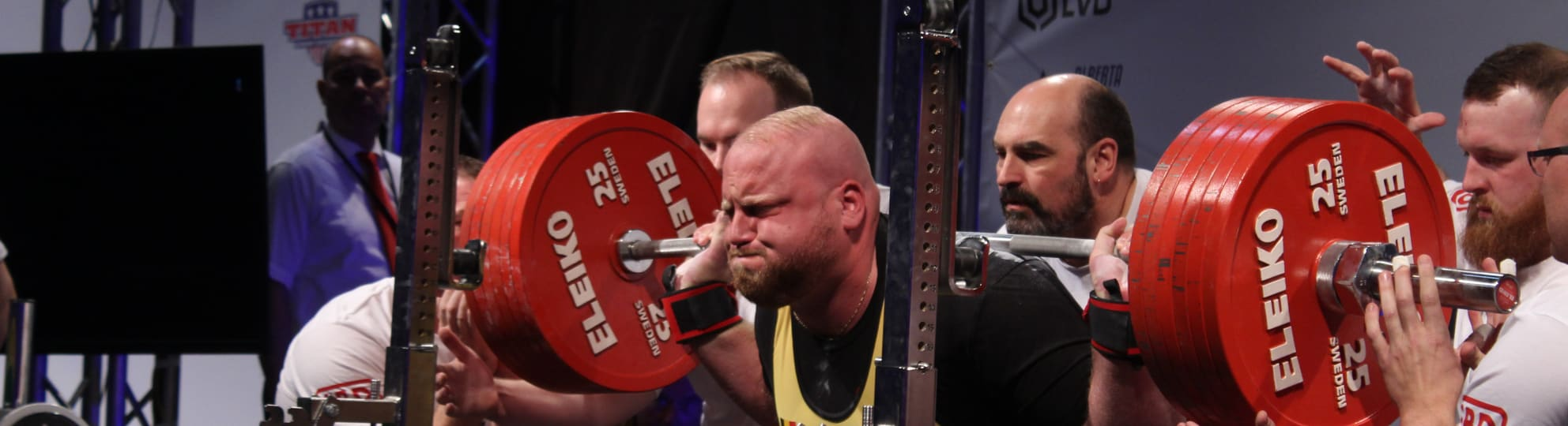 Your complete guide to the 2019 World Powerlifting