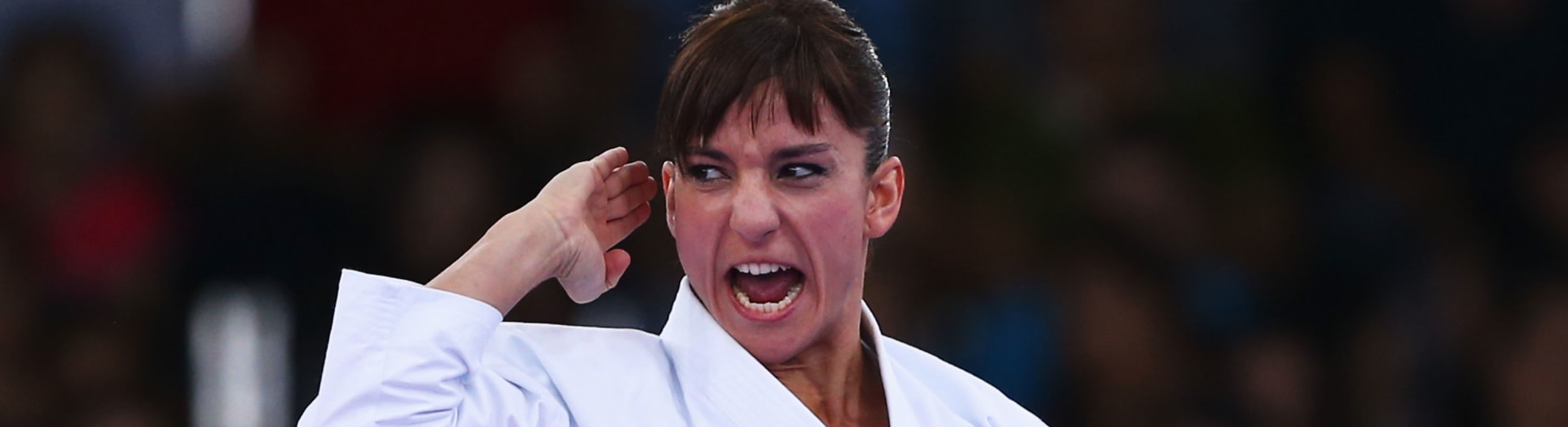 Who is Sandra Sanchez? Karate kata queen and 5-time European