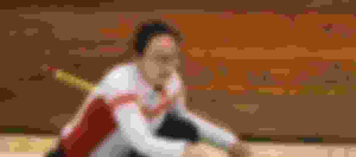 ロシア vs 中国 | 世界女子選手権 - シルケボー